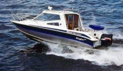 Silver Star Cabine. Год: 2006 год, длина 6,50м., двигатель подвесной, 175,00л.с., бензин