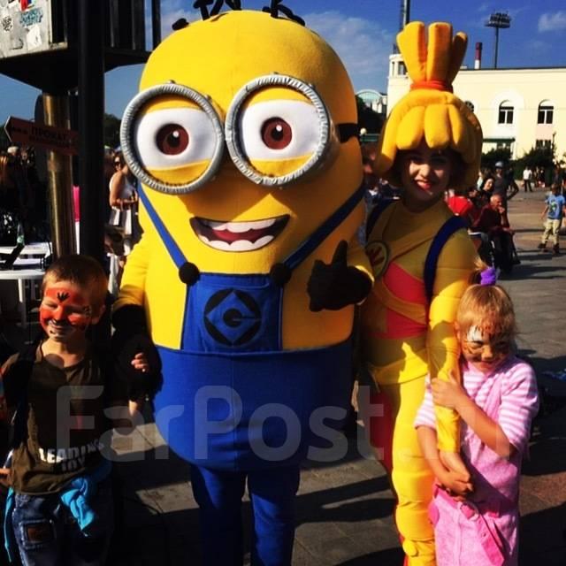 Фестиваль. Организация детских праздников, аниматоры, шоу-программы