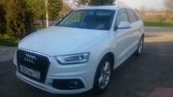 Audi Q3. автомат, 4wd, 2.0 (170 л.с.), бензин, 59 тыс. км