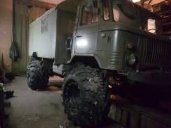 ГАЗ 66. Продам газ 66 на арочных колесах, 4 000 куб. см.