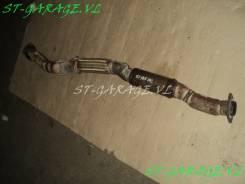 Приемная труба глушителя. Toyota Celica, ST185 Двигатель 3SGTE