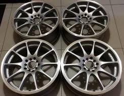 ADR GT-Sport. 7.0x17, 5x100.00, 5x114.30, ET45, ЦО 73,0мм.