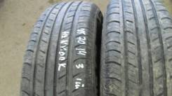 Hankook Optimo ME02 K424. Летние, 2011 год, износ: 30%, 2 шт