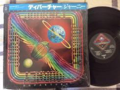 Джорни / Journey - Departure - JP LP 1980 виниловая пластинка