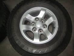 Toyota. 7.0x15, 6x139.70, ET8, ЦО 106,1мм.
