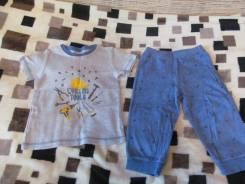 Пижамы. Рост: 80-86, 86-98, 98-104, 104-110 см