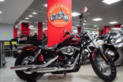 Harley-Davidson Dyna Street Bob. 1 584 куб. см., исправен, птс, с пробегом