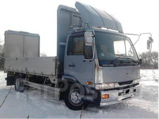 "Nissan Diesel. фургон""бабочка"" без ПТС, 7 000 куб. см., 5 000 кг. Под заказ"