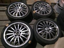 Light Sport Wheels LS 225. 7.5x18, 5x114.30, ET35