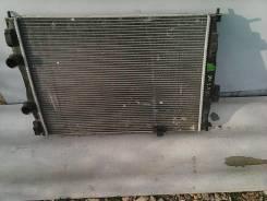 Радиатор охлаждения двигателя. Nissan Qashqai, J10, J10E