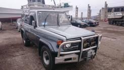 Двигатель в сборе. Toyota Land Cruiser, HZJ77HV, HZJ77V Двигатель 1HZ