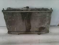 Радиатор охлаждения двигателя. Nissan Primera, P12, P12E Nissan Almera, N16E Двигатель YD22DDT