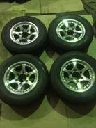 Комплект колес на Toyota Hiace 215/70R15. x15 6x139.70