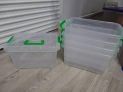 Ящики для игрушек.