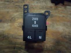 Кнопка включения 4wd. Suzuki Grand Escudo, TX92W Двигатель H27A