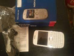 Nokia Asha 302. Б/у