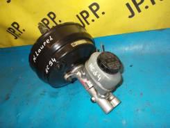 Цилиндр главный тормозной. Nissan Laurel, HC34 Двигатель RB20E