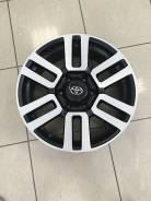 Toyota Land Cruiser Prado. 7.5x18, 6x139.70, ET25, ЦО 106,1мм. Под заказ