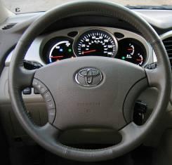 Руль. Toyota Alphard