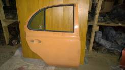Дверь боковая. Nissan March, BK12