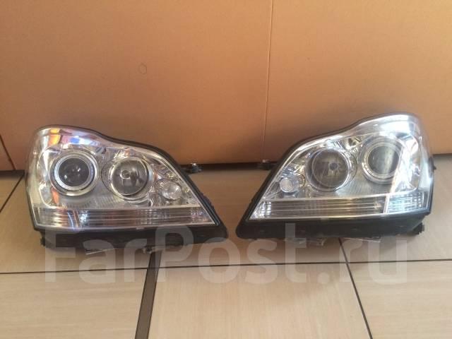 Фара. Mercedes-Benz GL-Class, W164 Mercedes-Benz M-Class, W164