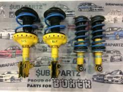 Амортизатор. Subaru Legacy B4, BL9, BLE, BL5 Subaru Legacy, BL5, BP5 Двигатели: EJ20X, EJ204, EJ202, EZ30, EJ203, EJ20, EJ20Y
