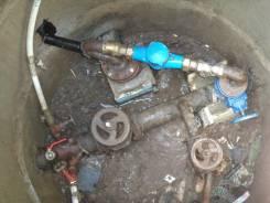 Подключение к сетям водоснабжения.