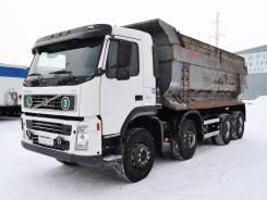 Volvo FM. Самосвал Truck 8х4 2008 г/в, 400 куб. см., 37 509 кг.