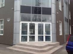 Здаю первый этаж 600 м. кв в новом торгово-административном центре . 650 кв.м., улица Сельская 5а, р-н Баляева. Дом снаружи