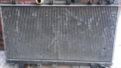 Радиатор охлаждения двигателя. Toyota Caldina, ST215, ST210G, ST215G, ST215W Двигатели: 3SGTE, 3SGE, 3SFE