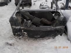 Задняя часть автомобиля. Mitsubishi Lancer