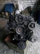 Двигатель. Mitsubishi Delica, P25W Двигатель 4D56