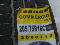 Sailun Commercio VXI. Летние, 2016 год, без износа, 1 шт