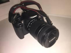 Canon EOS 600D Kit. 20 и более Мп, зум: 14х и более