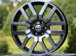 Nissan. 8.0x18, 6x114.30, ET30, ЦО 66,1мм.