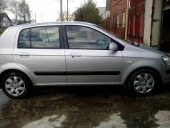 Hyundai Getz. механика, передний, 1.3 (82 л.с.), бензин, 130 000 тыс. км