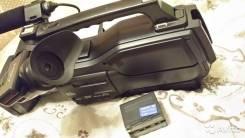 Sony HVR-HD1000E. с объективом