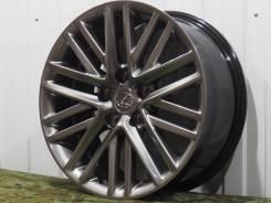 Lexus. 7.5x17, 5x114.30, ET40, ЦО 60,1мм.