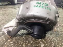 Мотор печки. Mazda Laser Lidea, BJ3PF, BJ5PF, BJ8WF, BJ5WF, BJEPF Mazda Familia, BJ5P, YR46U15, ZR16U65, BJFW, YR46U35, ZR16U85, ZR16UX5, BJFP, BJEP...