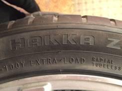 Nokian Hakka Z. Летние, 2012 год, износ: 10%, 4 шт