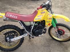Yamaha DT200. 200 куб. см., исправен, без птс, с пробегом