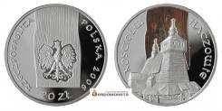 Польша 20 злотых 2006 год Памятники материальной культуры в Польше Цер