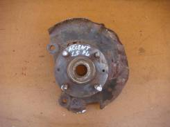 Кулак (цапфа) подвески HUYNDAI ACCENT II (LC) 2000- 1.5 G4EC