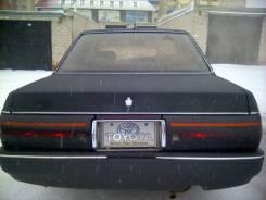 Бампер. Toyota Crown, GS131