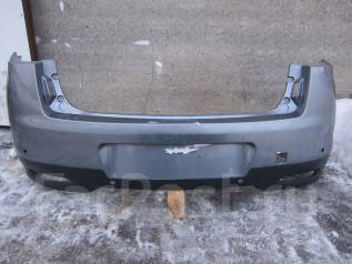 Бампер. Peugeot 4008