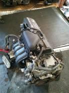 Двигатель в сборе. Nissan Cube, BZ11, BK12 Nissan March, BK12 Двигатель CR14DE