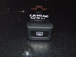 Кнопка включения обогрева. Nissan Primera Camino, WP11 Двигатель SR18DE