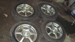 Toyota Corolla. x15, 4x100.00