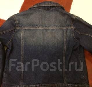 Куртки джинсовые. Рост: 134-140 см