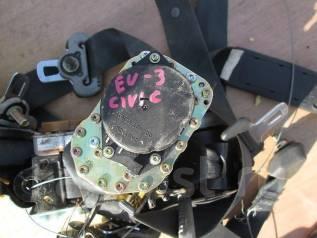 Ремень безопасности. Honda Civic, EU3, EK3